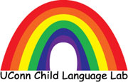 UConn Child Language Lab Logo
